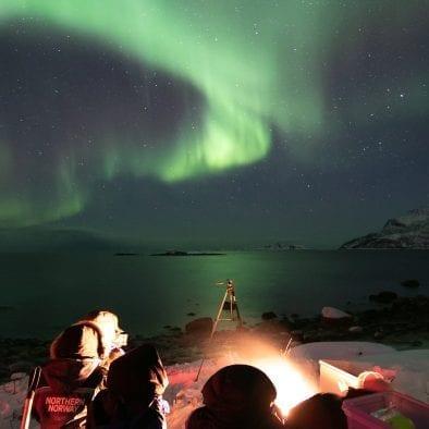 Norwegian campfire
